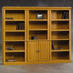 Orchard Hills 3 Pc. Wall of Bookcases