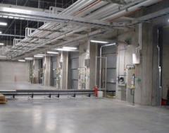 Blast Resistant Steel Overhead Doors &