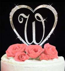 Wedding cake jewelry