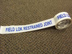 Field Lok Printed Tape