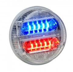 "3.5"" Round Super-LED® Lightheads with"