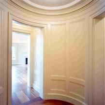 Curved Moldings & Flexible Trim