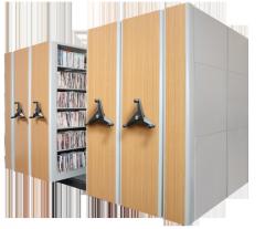 Mobile Storage Unit MobileTrak5®