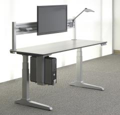 Adjustable Height Workcenter Workrite Sierra HX™