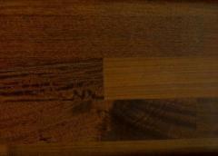 Unfinished Exotic Hardwood