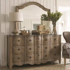 Cobblestone Bedroom 9 Drawer Dresser