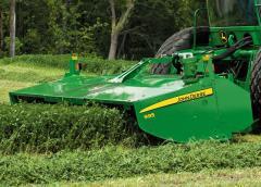 John Deere - 995 rotary Platform