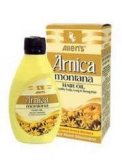 Arnica Montana Hair Oil And Shampoo