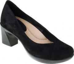Tamarisk Dress Black Suede Shoes