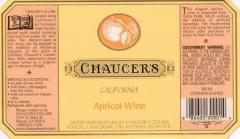Chaucer's Apricot Wine