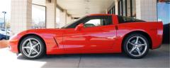 2012 Chevrolet Corvette Coupe 1LT Car
