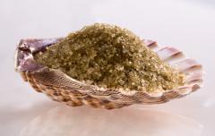 HAWAIIAN GREEN SALTS in coarse grind only