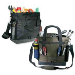 Tool bag with adjustable