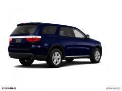 2013 Dodge Durango 2WD 4DR SXT SUV