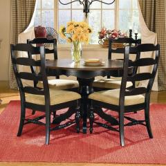 Shenandoah Valley 5 Piece Table and Chair Set