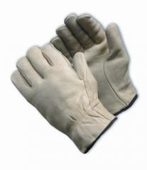Insulated Top-Grain Cowhide Drivers Gloves