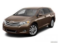Toyota Venza New Car