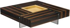 Continental Square Boxter Coffee Table