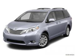 Toyota Sienna New Car