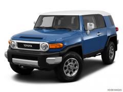 Toyota FJ Cruiser New Car