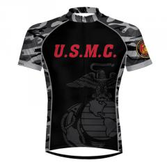 U.S. Marines Semper Fidelis Cycling Jersey