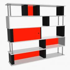 Standard Bookshelf Case