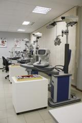 Oftalmological equipment