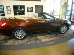 2012 Chrysler 200 Limited Convertible Car