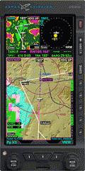 EFD500 Multi-function Flight Display (MFD)