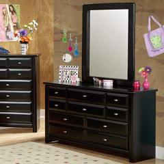 Laguna Dresser w/ Mirror