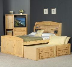 Bayview Full Dakota Bed