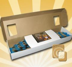 Corrugated Boxes Fold over box flap