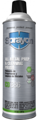 Sprayon® CD™ 886 All Metal Prep & Cleaning