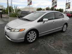 Car 2006 Honda Civic LX Sedan 4D FWD