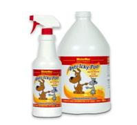 Anti-Icky-Poo® is the pet industry's leading