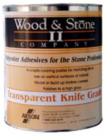Axson Knife Grade Solid Transparent, Gallon