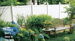Kroy Classic Privacy Fence
