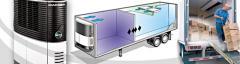 Trailer Refrigeration : Multi Temp : Genesis