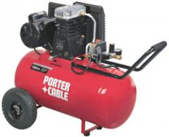 Porter Cable Compressor-- 20 Gal., 2HP, 150 PSI