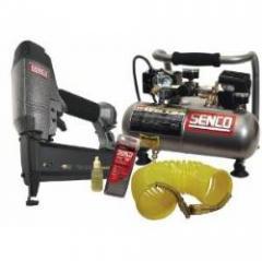 Senco Compressor / Brad Nailer Kit