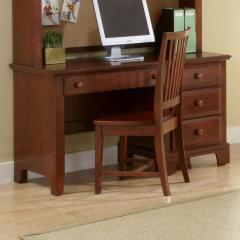 Hamilton/Franklin Single Pedestal Computer Desk