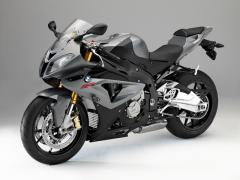 Granite Gray 2013 S 1000 RR Motorcycle