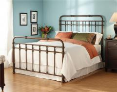 Iron Beds Queen Complete Laredo Headboard