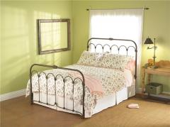 Iron Beds King Hillsboro Iron Headboard and