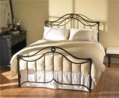 Queen Montgomery Iron Bed
