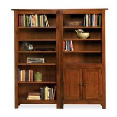 Taylor J 9-Shelf Bookcase