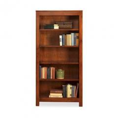 Taylor J 4-Shelf Bookcase