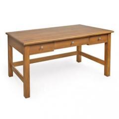 Taylor J 3-Drawer Desk