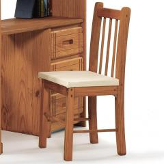 Woody Creek Pine Desk Side Chair