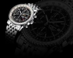 Navitimer World Travel Watch